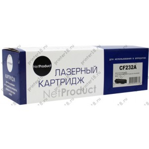 Драм-картридж NetProduct (N-CF232A) для HP LJ Pro M203/M206/M230/MFP M227, 23K