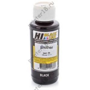 Чернила Hi-Black Универсальные для Brother (Тип B) Bk, 0,1 л