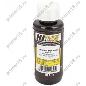 Чернила Hi-Black Универсальные для HP (Тип H) Bk, 0,1 л