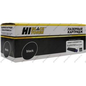Тонер-картридж Hi-Black (HB-45807119/45807102) для OKI B412/432/512/MB472/492/562, 3K