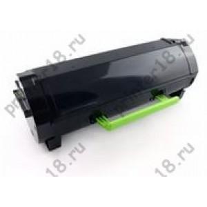 Тонер-картридж Bulat (51B5000/51B5H00) для Lexmark MS/MX317/417/517/617, 8,5K (авточип)