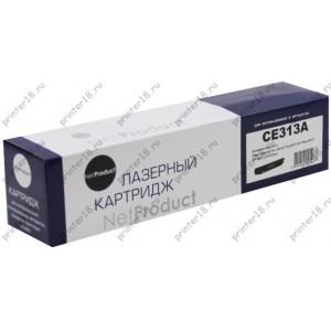 Тонер-картридж NetProduct (N-CE313A) для HP CLJ CP1025/1025nw/Pro M175, M, 1K