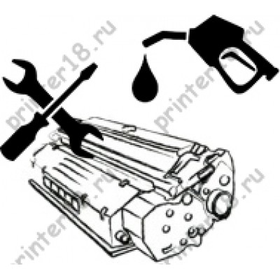 Восстановление (ремонт) и заправка лазерного картриджа HP CE285A